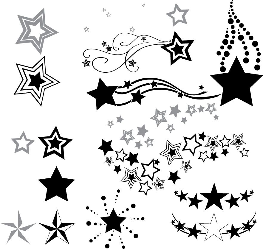 Star Tattoos 14 Star Tattoos Star Tattoo Designs Star Tattoo Meaning
