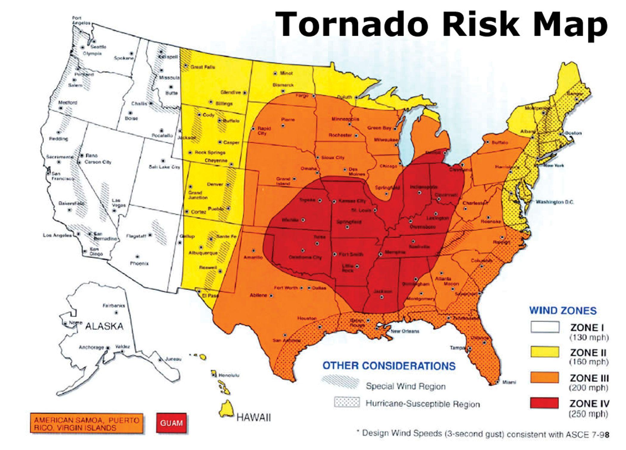 UPDATED: Much of region in tornado watch   News ...