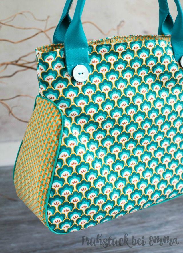 Wollt Ihr noch mehr Taschen sehen - die Kurventasche von der ...