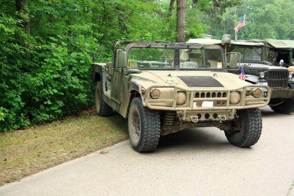 Hummer H1 Military Hummer h1