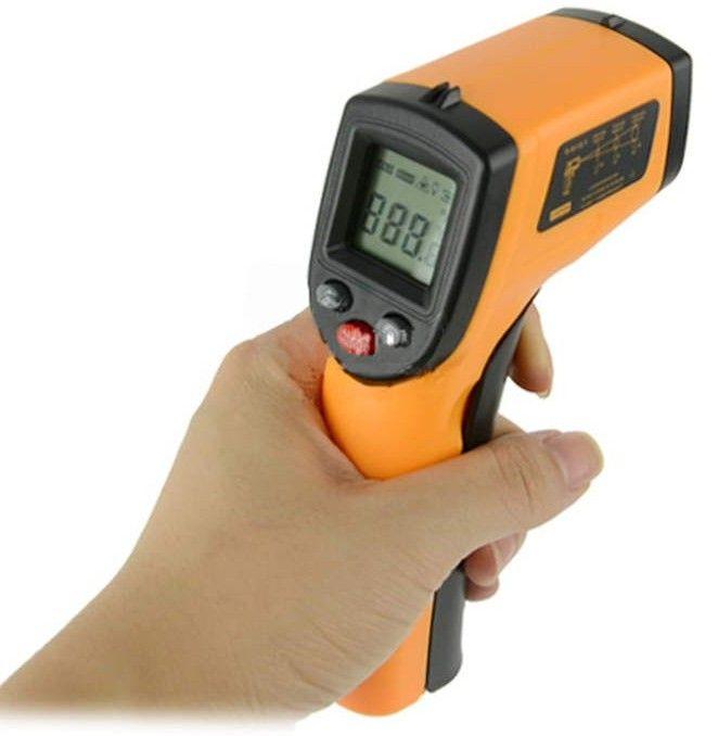 Termometro Para Casa Iphone