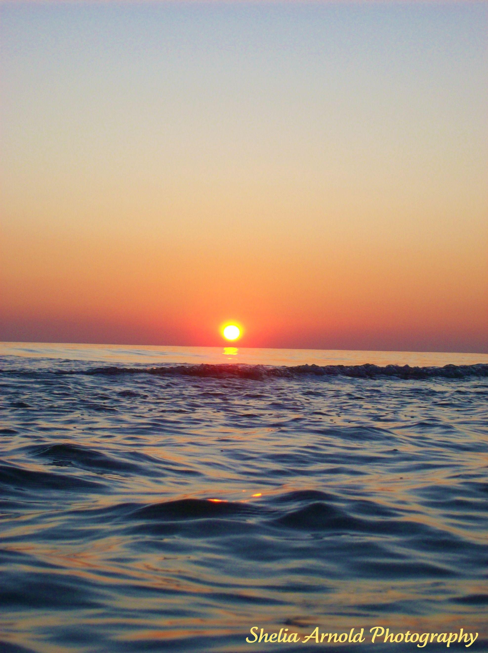 Pink Sunset, Panama City Beach Florida