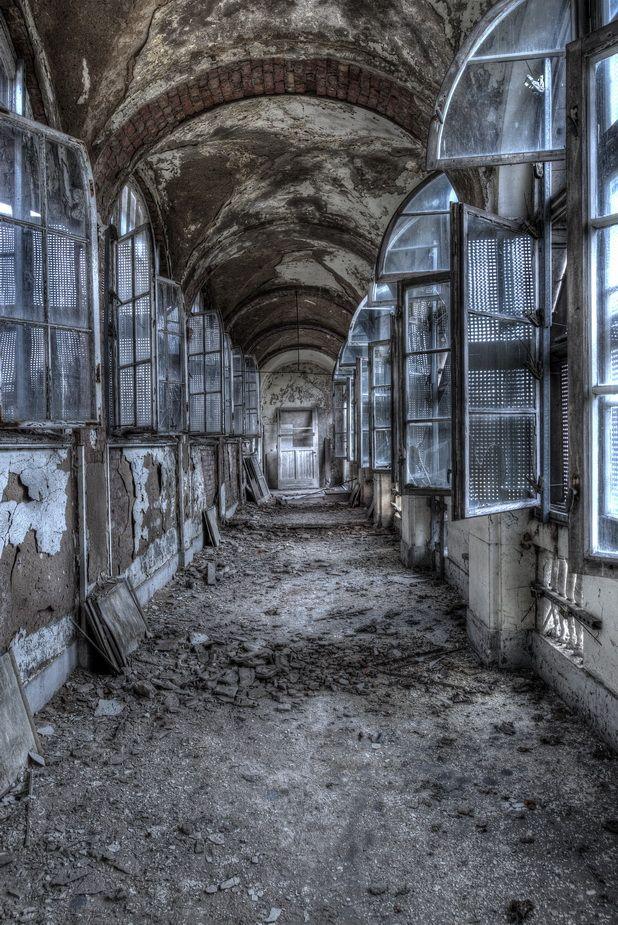 Unheimliche Orte