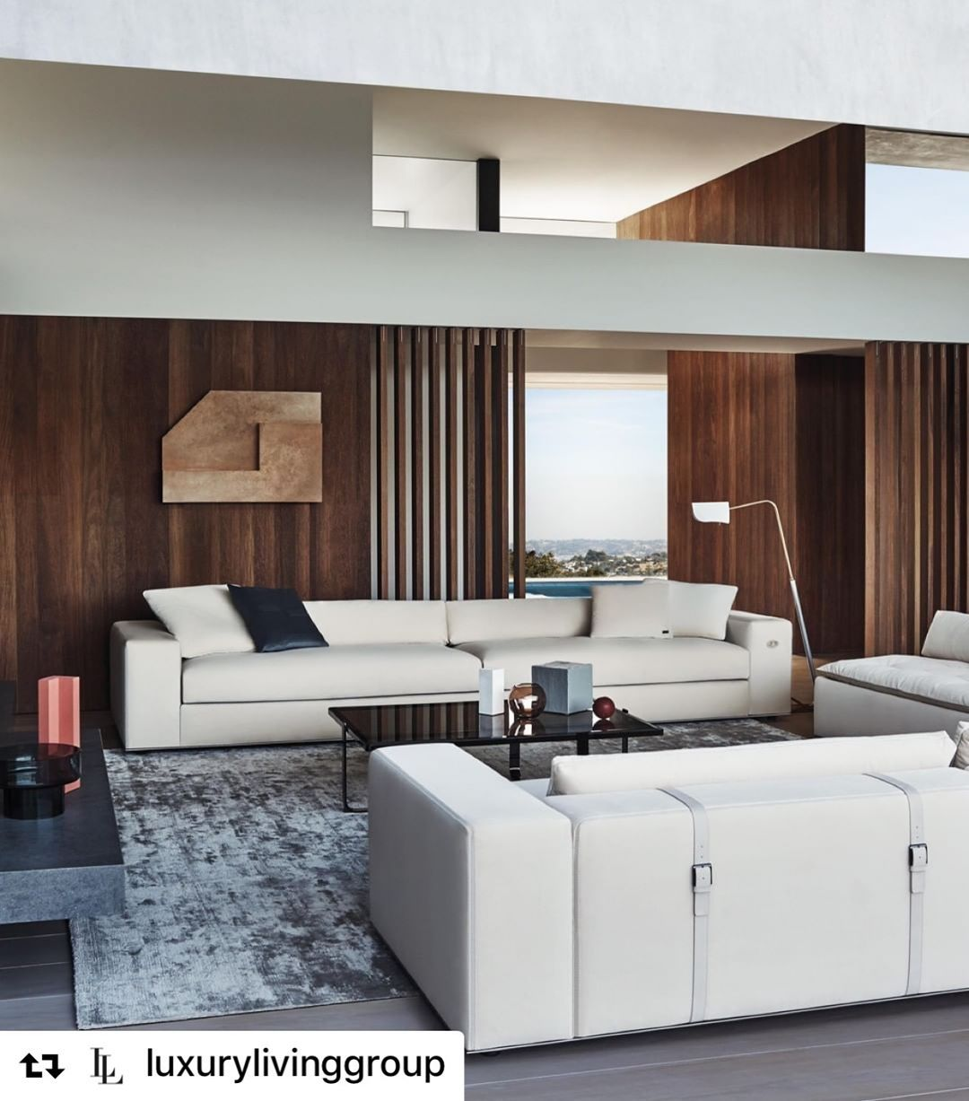 Fendi Casa Saudi Arabia On Instagram The Fendi Casa Style Is Expressed In Each Element Of The Belt Sofa The Leather St Fendi Casa Sofa Colors Sofa Furniture