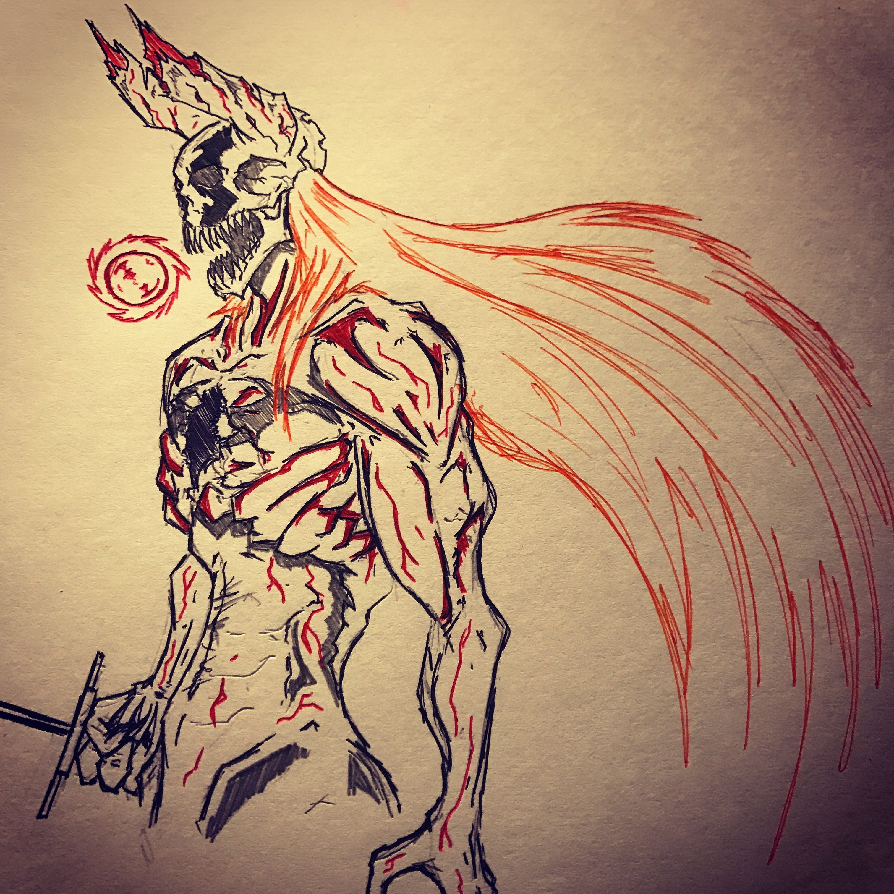 Bleach Ichigo Hollow, Sikcomicz Style | Inspiration | Pinterest ...