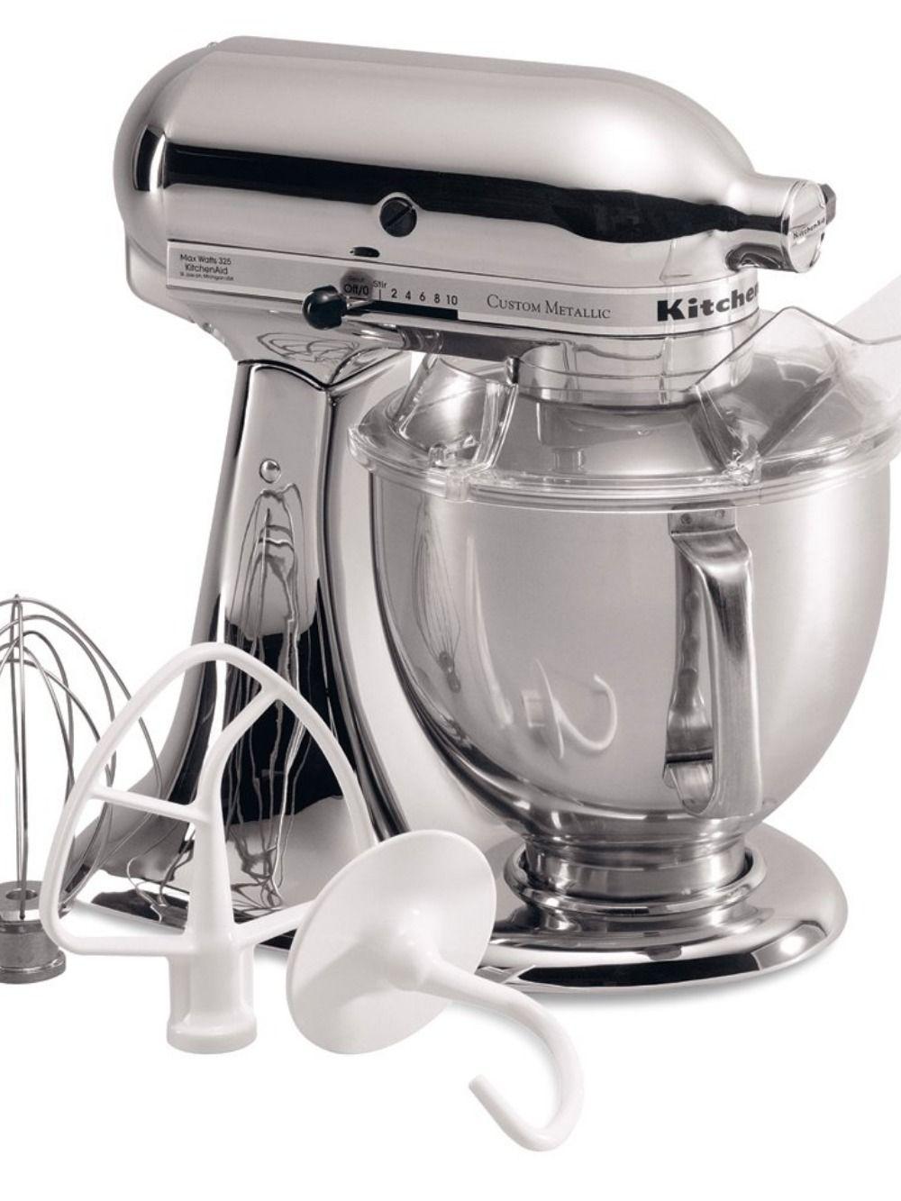 kitchenaid stainless steel c dough hook