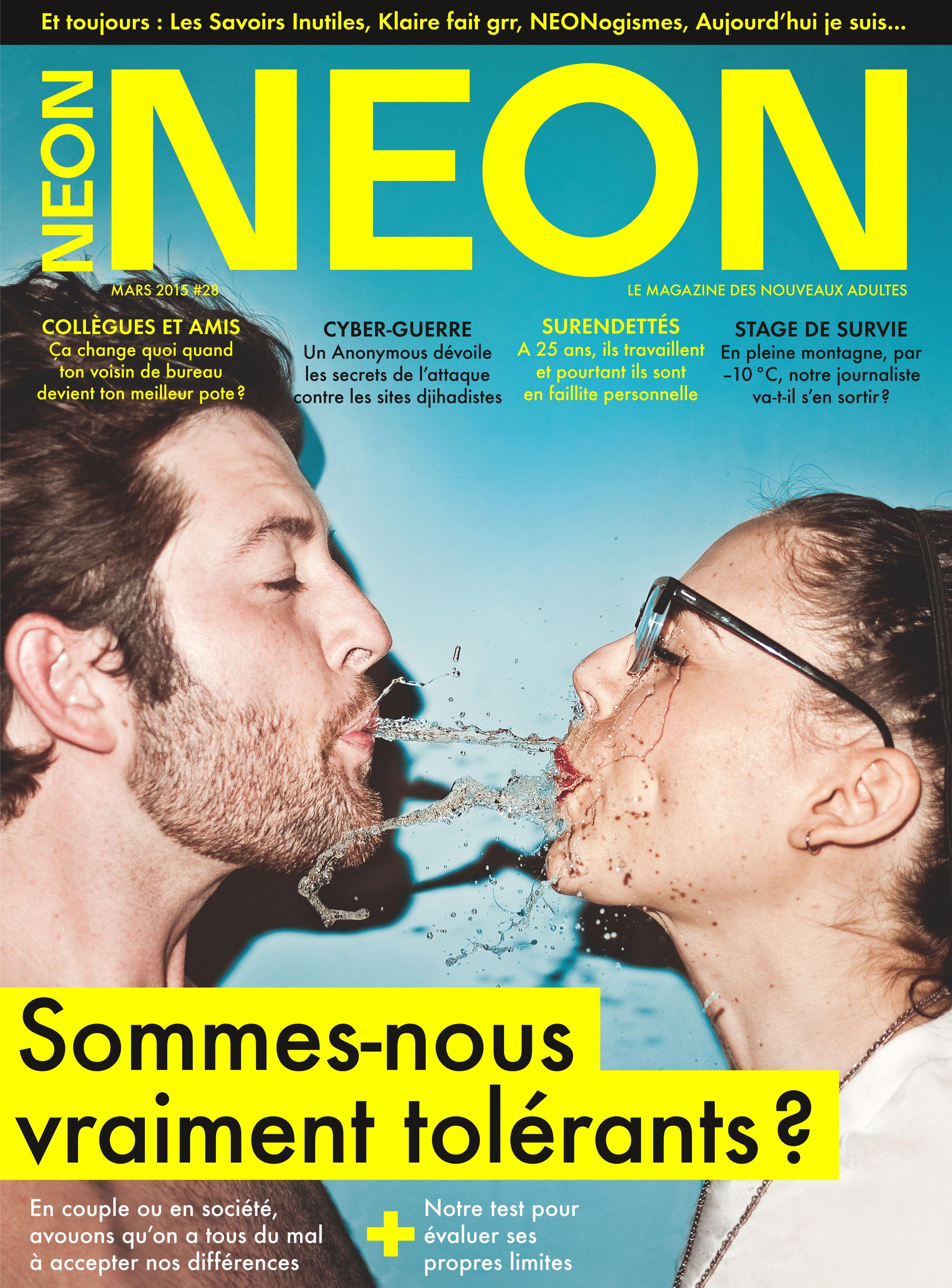 Magazine NEON n°28 - mars 2015