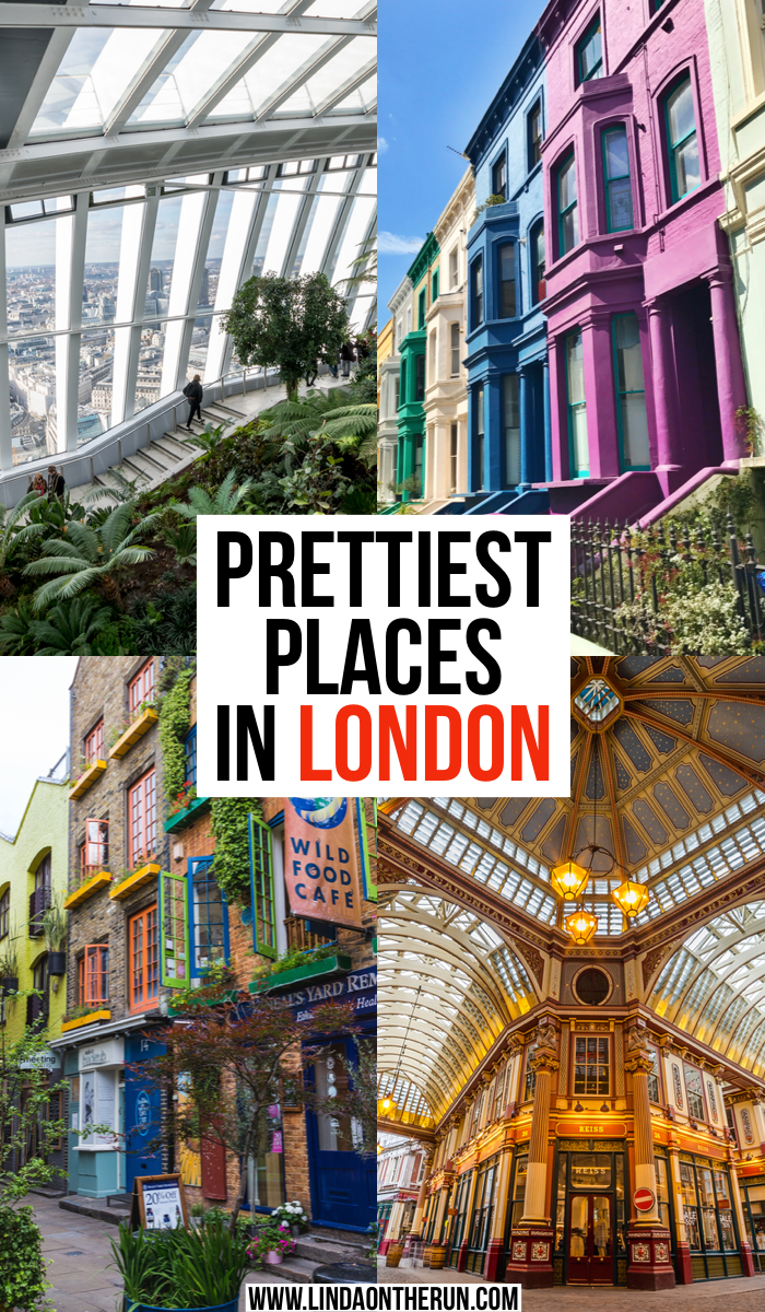 11 Beautiful Places in London You Should Not Miss - Linda On The Run #vacationdestinations