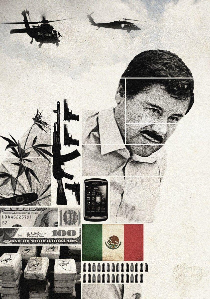 The Hunt For El Chapo El Chapo Narcos Wallpaper Mexico Wallpaper
