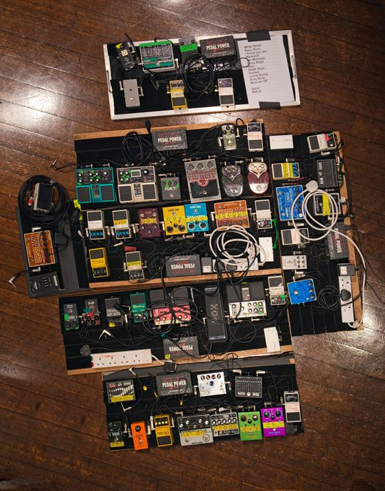 Mogwai Pedal Collection