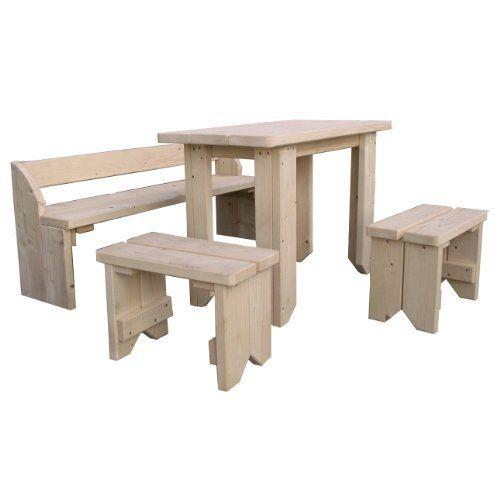 Kinderbank Mit Tisch Fur Draussen Holz Tisch Bank Sitzen Kindertisch Kinderbank Kinderbank Gartentisch Kinder Gartentisch Selber Bauen
