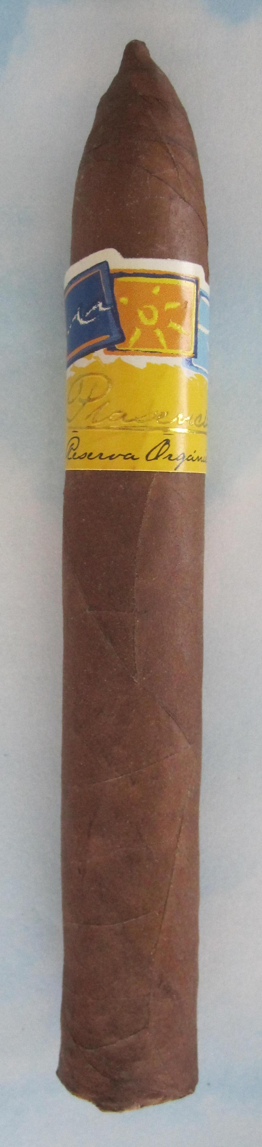 Plasencia Organica Cigar