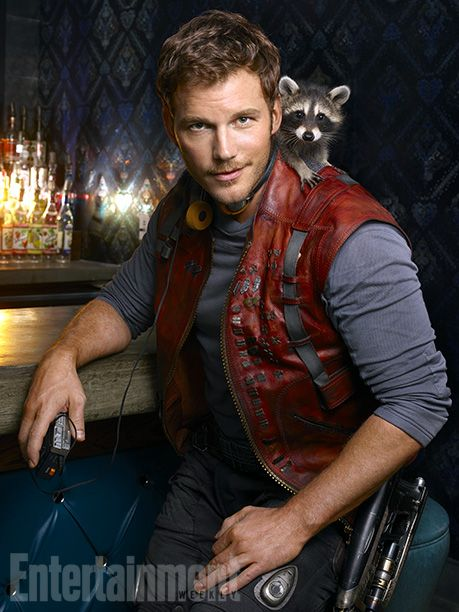 Chris Pratt New Ew Portraits Photo 1 Of 9 Ew Com Chris Pratt Guardians Of The Galaxy Star Lord