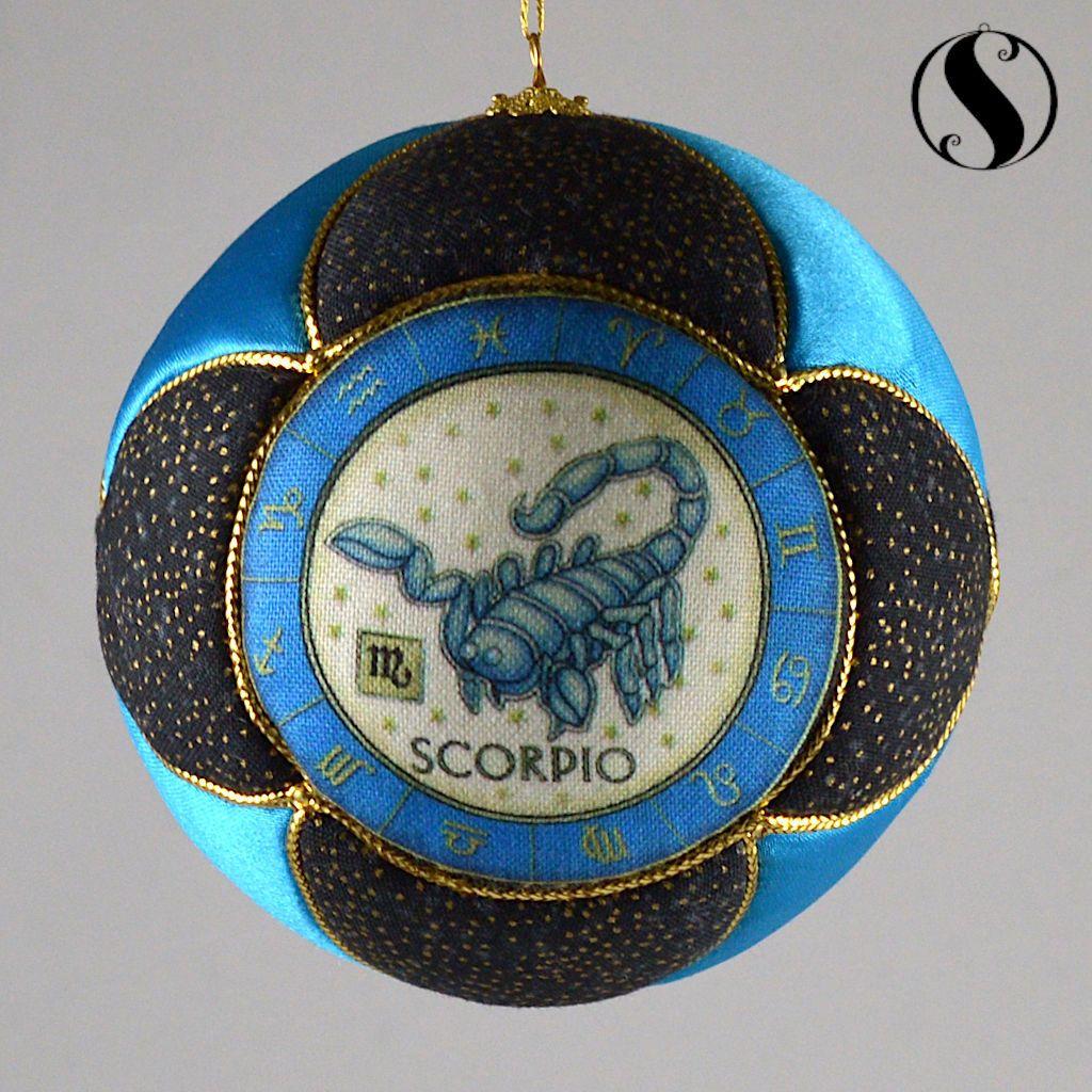 Zodiac Ornament Handmade