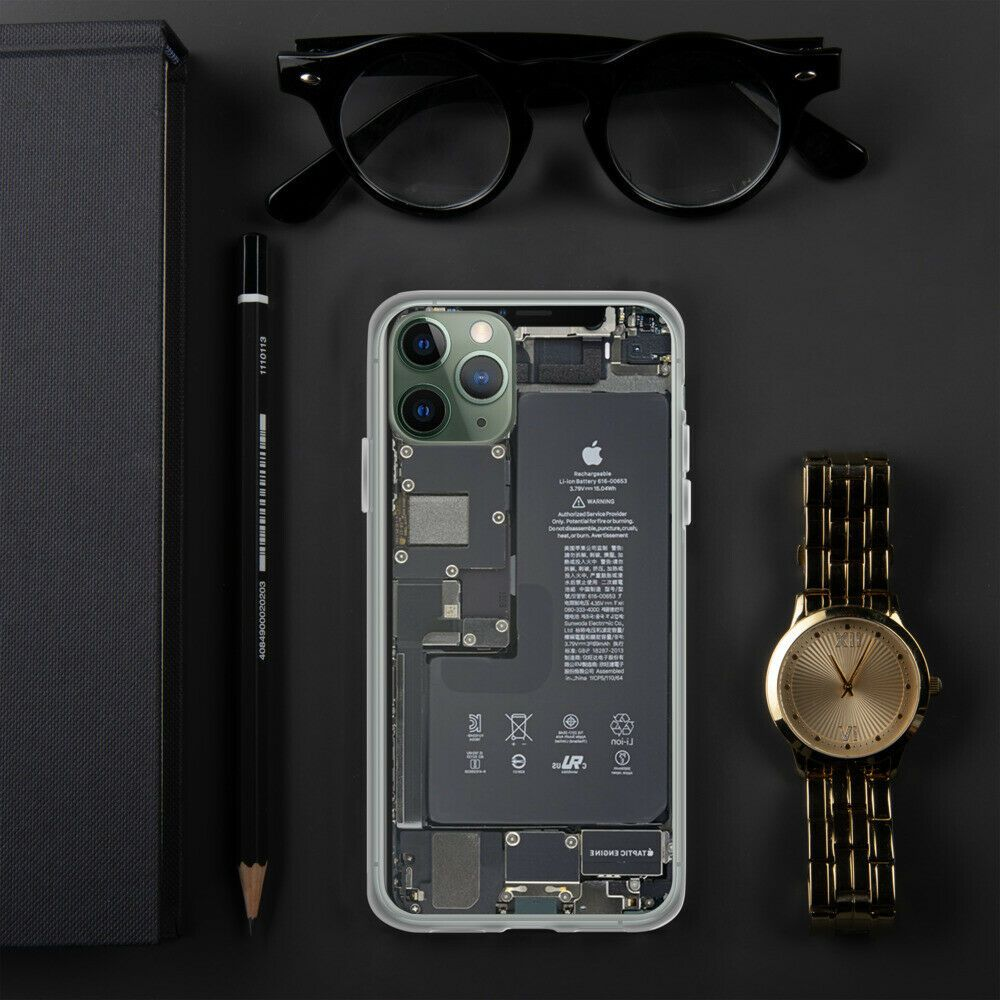 iPhone Case Internal Teardown Design For Iphone 11 Pro