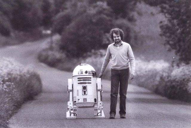The man who built R2-D2 passed away today at the age of 68.