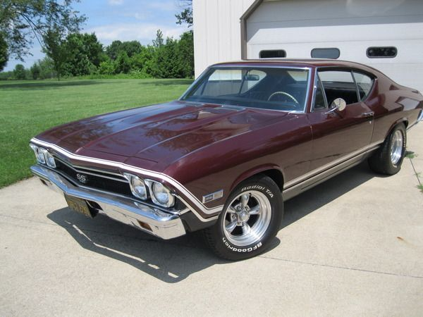 1968 Chevrolet Chevelle For Sale In Crestwood Ky 33800 Chevelle For Sale Chevrolet Chevelle Chevelle