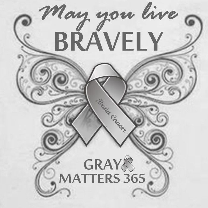 """""""I just wanna see you.I wanna see you be brave."""" A brain cancer Warrior-the bravest of them all. #btsm #findacure  https://www.facebook.com/GlioblastomaBrainTraumaCaregivers"""