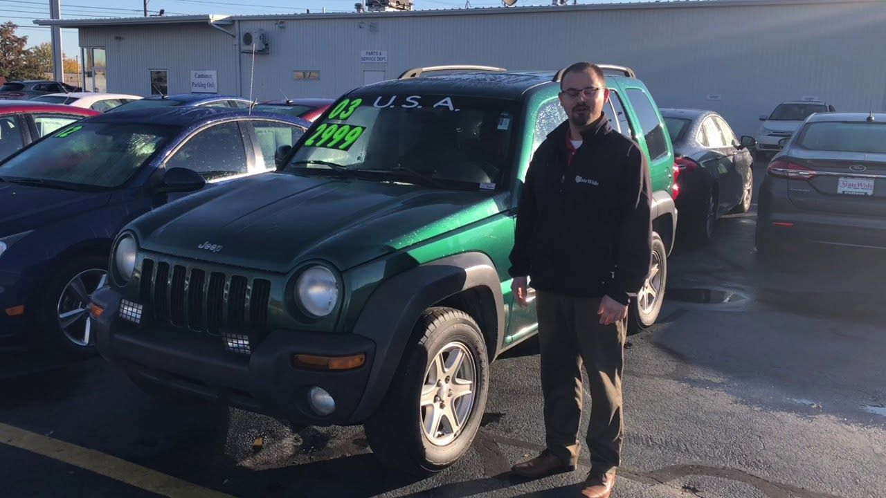 Jeep Liberty Here At Statewide Ford Lincoln In Van Wert Oh Van