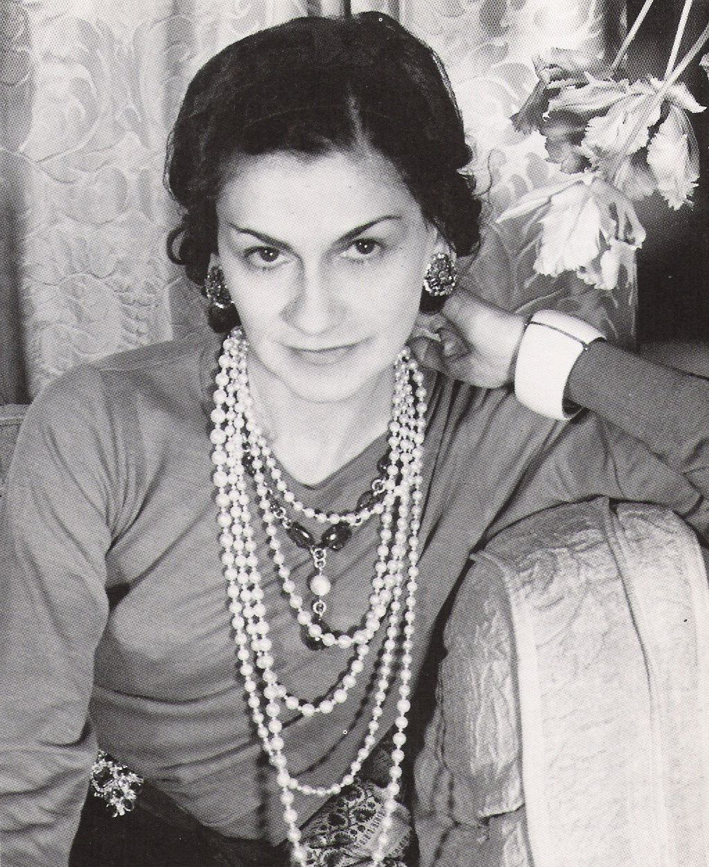 Chanel   Coco Chanel (1883 – 1971)   people   Pinterest   Visages ... 811e5751fc4