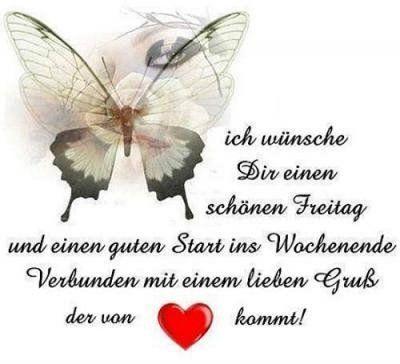 Dreamiesde Grüße Zum Wochenende Guten Morgen Romantisch