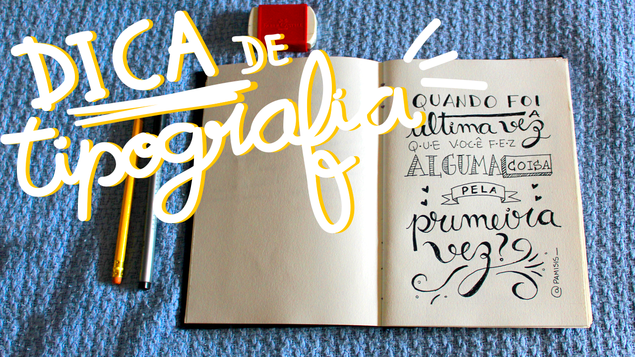 Quer aprender a fazer handlettering para iniciantes: https://www.youtube.com/watch?v=PIdpz4Y-ab0  #lettering #tipografia #typography #sketich #type #caligrafia