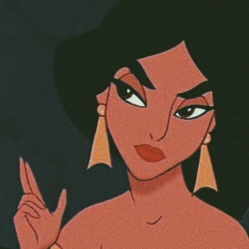 jasmine  cartoon  aesthetics