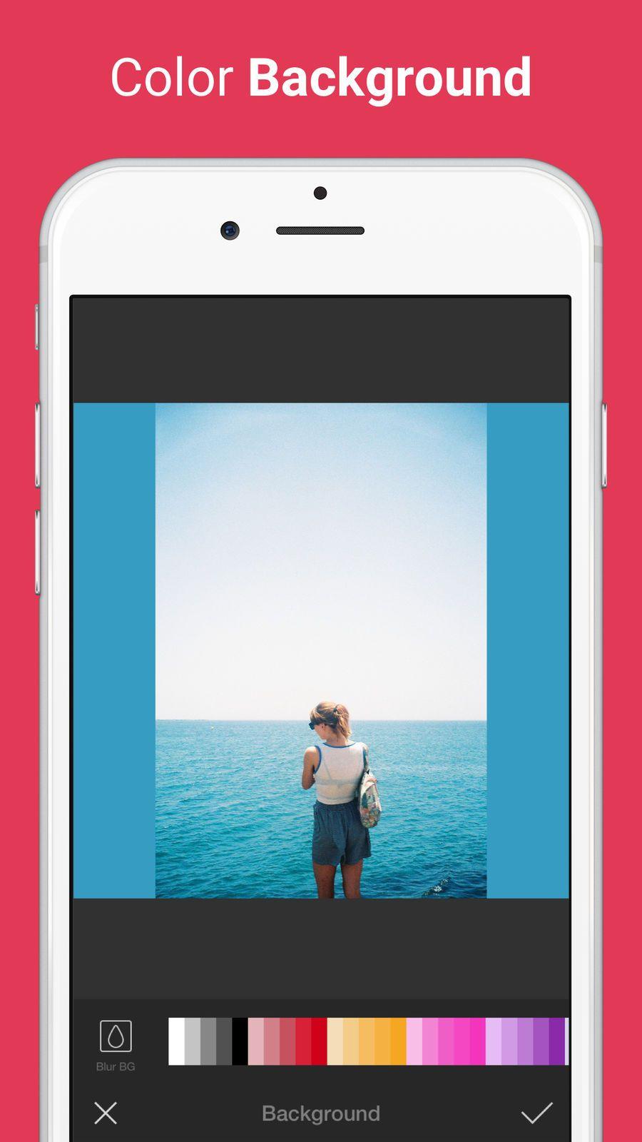 Photo Editor for Instagram No Crop, Emoji | Apple Game Plays
