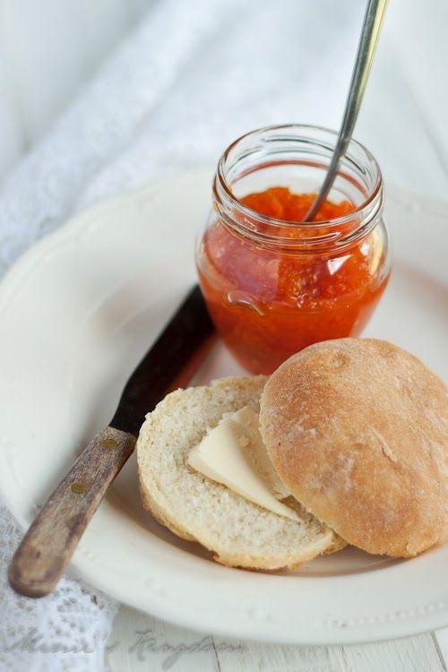 Pekmez od šargarepe sa aromom pomorandže i Mikser Design Food | Mimi's Kingdom - food, nature, photography, gardening
