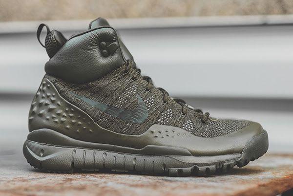 Nike Lupinek Flyknit: Loden · Nike Acg BootsWinter ...
