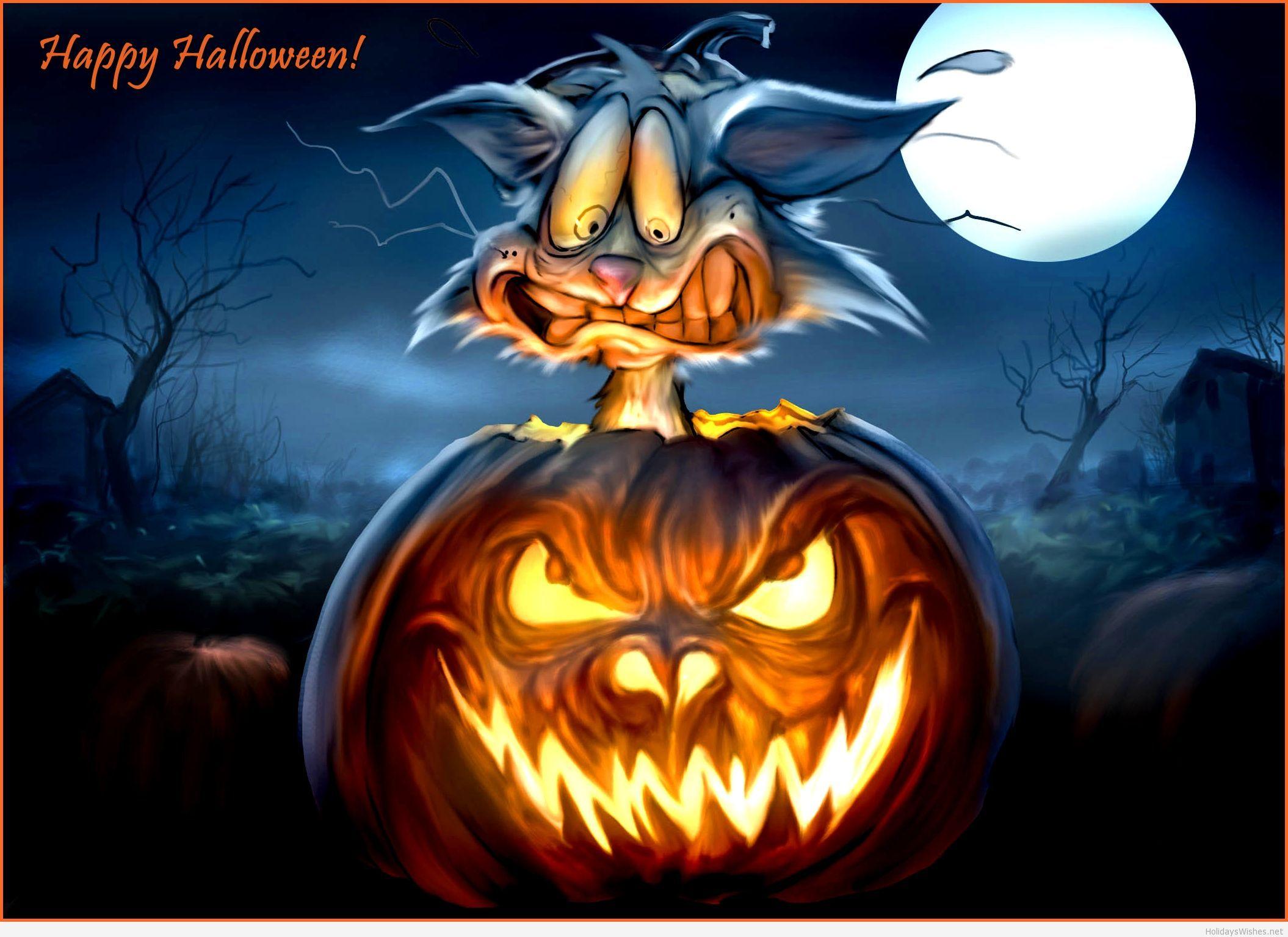 Funny Halloween party 2014 Halloween, Hd wallpaper