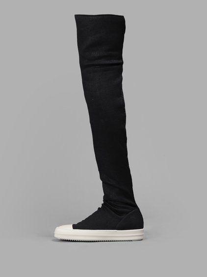 a31ef240619 RICK OWENS DRKSHDW Stocking Sneak.  rickowensdrkshdw  shoes  boots