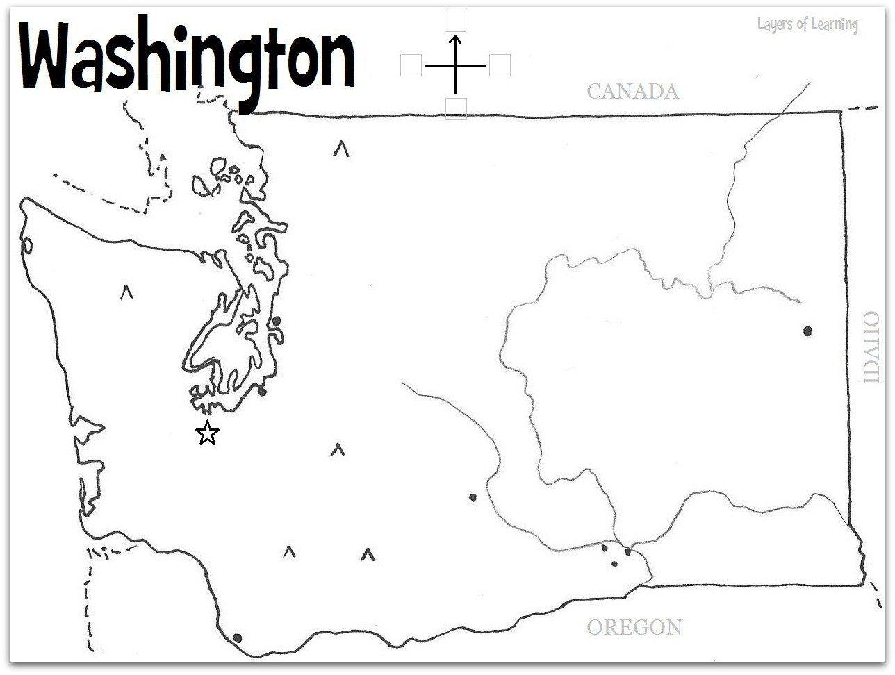 U S State Maps