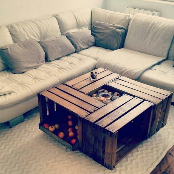Crate-Table