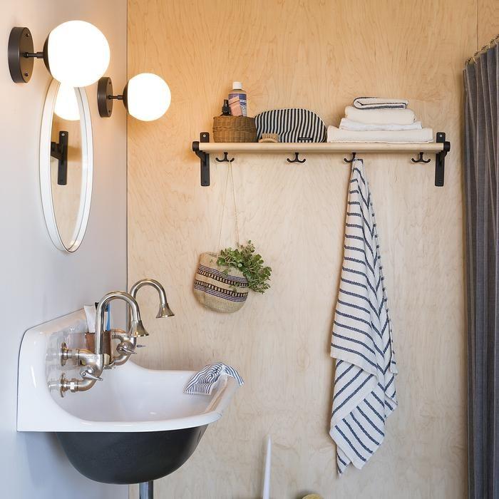 5 Gorgeous Scandinavian Bathroom Ideas: Diy Bathroom Decor, Boho Bathroom