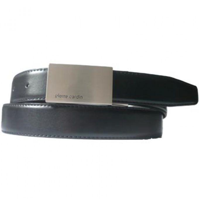 Cinturon para hombre en piel de pirmera calidad un diseño de Pierre Cardin.  El mejor 47f33a733dcd