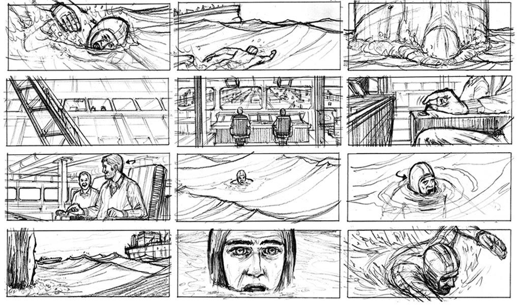 Storyboarding Comics  Olivier Writes It Is A Story About