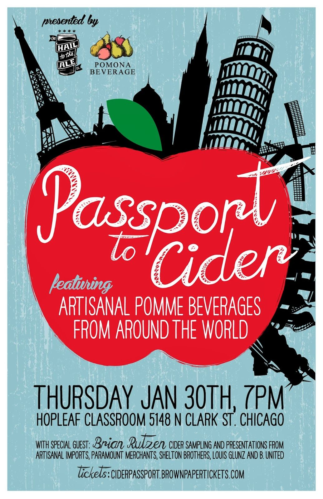 Passport To Cider Artisanal Pomme Beverages From Around The World Cider Fruit Crate Vintage Apple