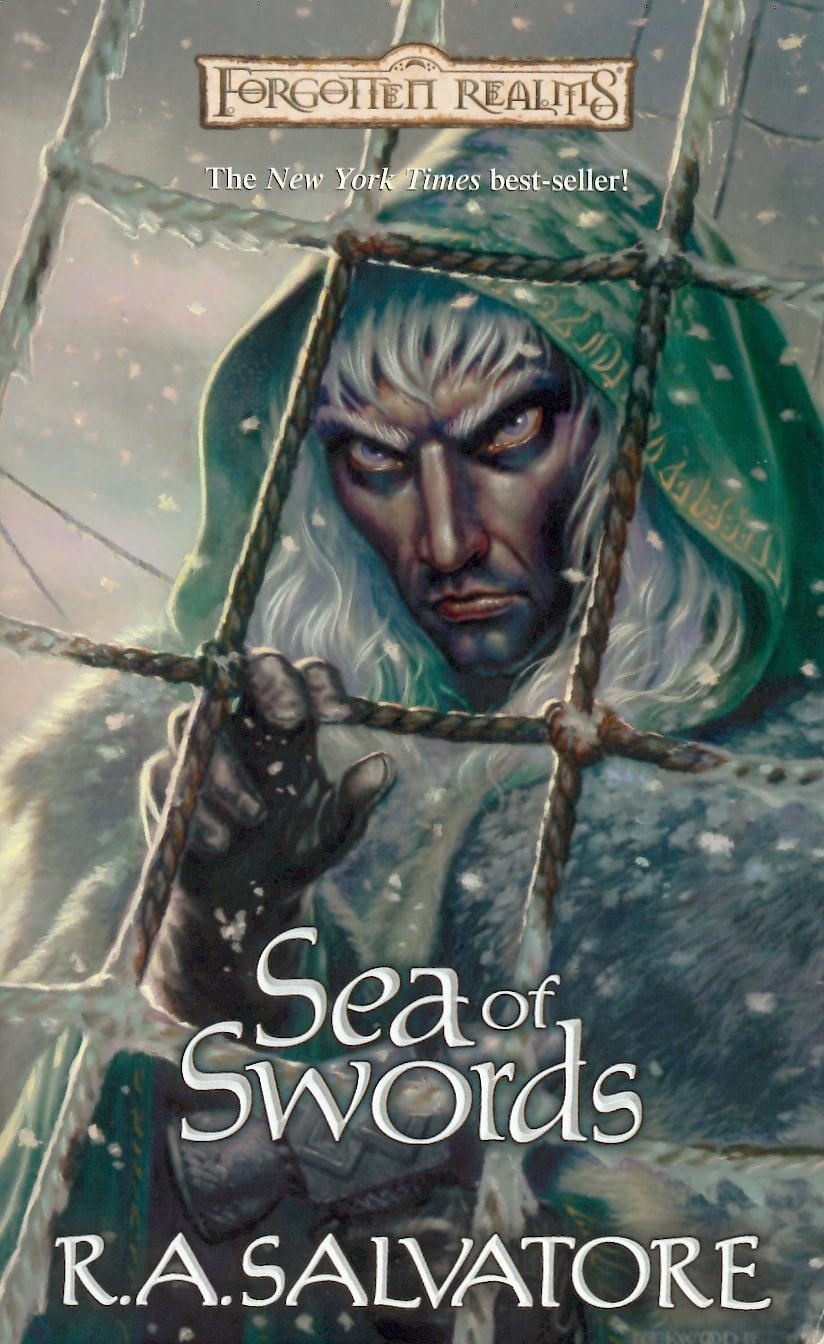 LoD#14 - Sea of Swords (Paths of Darkness Book 4)