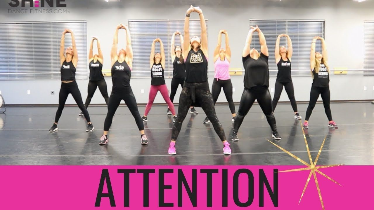 Attention By Todrick Hall Shine Dance Fitness Dance Workout