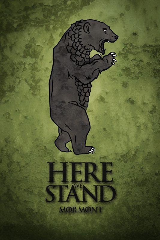 HVM workbench: House Mormont