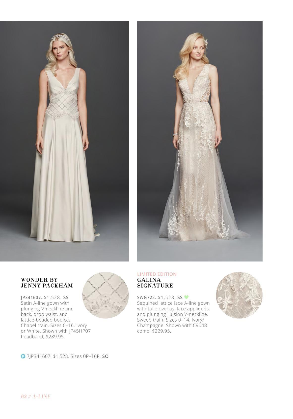 f5b41463facf David's Bridal Online Catalog | Bridal | Wedding dresses, Formal ...