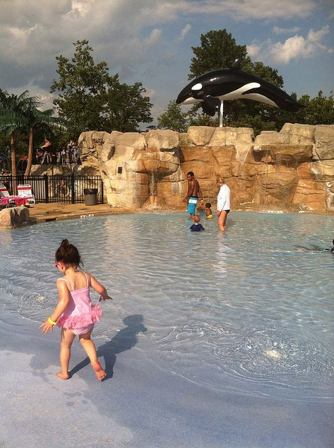 Summer Fun List: Great Waves Water Park