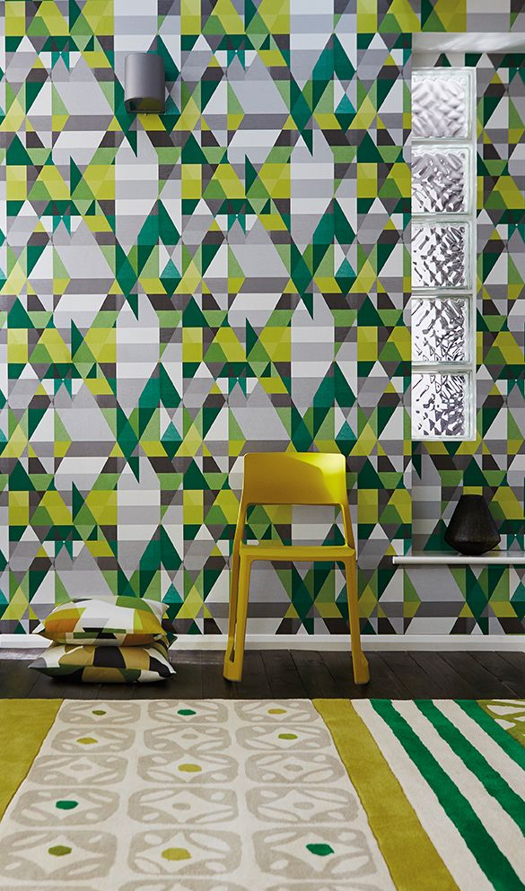 Spirit & Soul Wallpaper Collection by Scion. #interiordesign #scion #spirit #soul#wallpaper