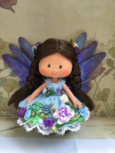 "Strawberry Shortcake Vintage Berrykin Custom "" Iris Dragonfly "" in Dolls & Bears, Dolls, By Brand, Company, Character | eBay"