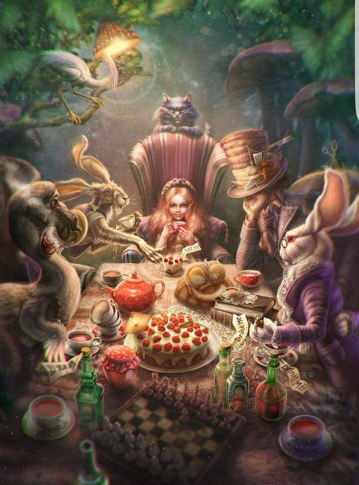 Il segreto, Alice, è circondarsi di persone che ti facciano - steckdosenleiste für küche