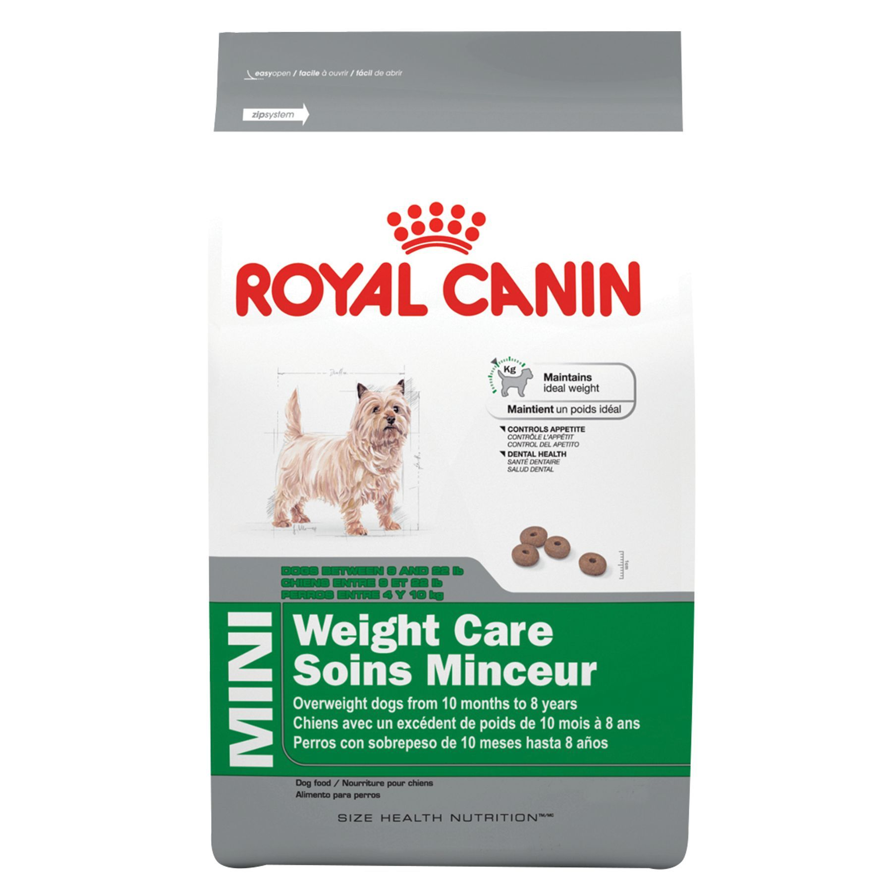 Royal Canin Size Health Nutrition Weight Care Small Adult Dog
