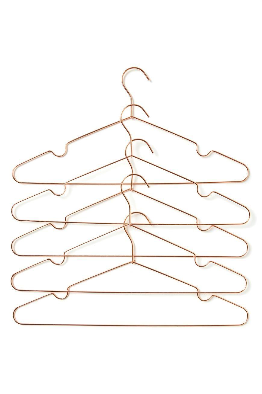 Coat Hangers PK 5   University room style ideas   Pinterest   Wire ...