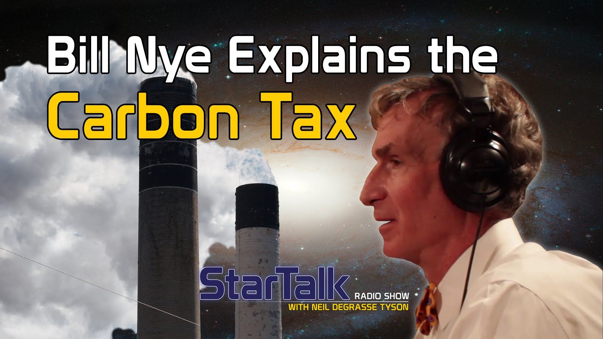Why Is Bill Nye Optimistic About Addressing Climate Change