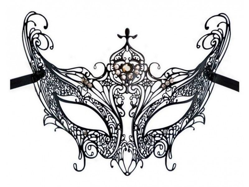Venetian Mask  Church Stuff    Filigree Masking And